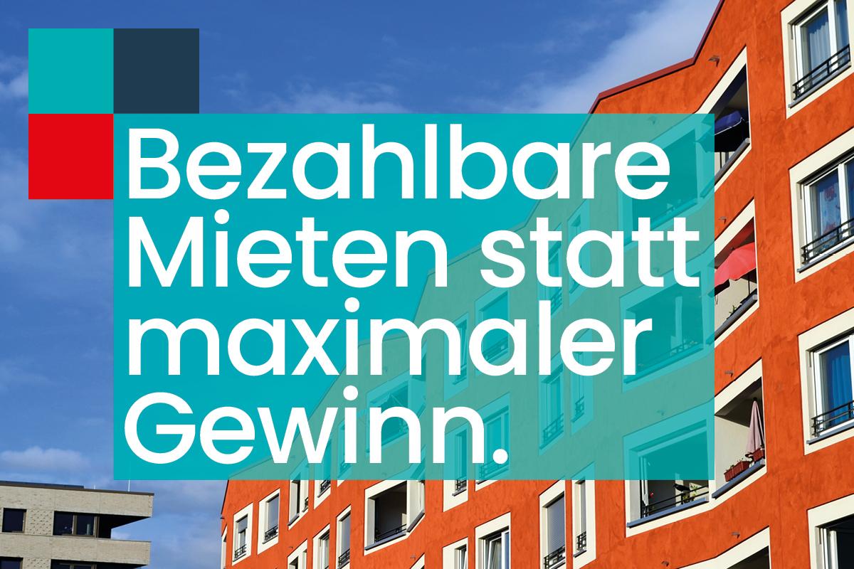 Paradigmenwechsel bei der Freiburger Stadtbau