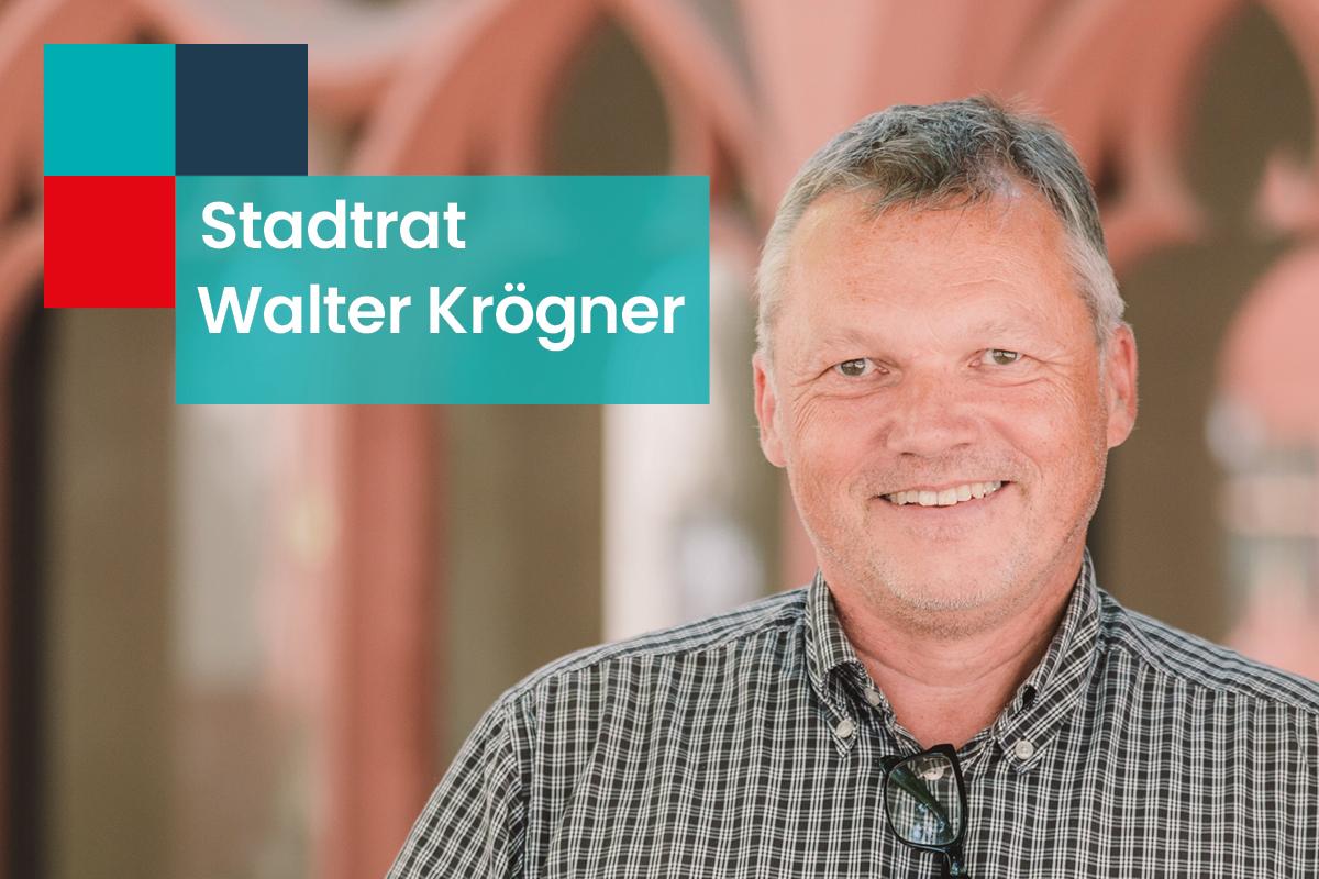 Walter Krögner zum neuen Mietspiegel 2021/22