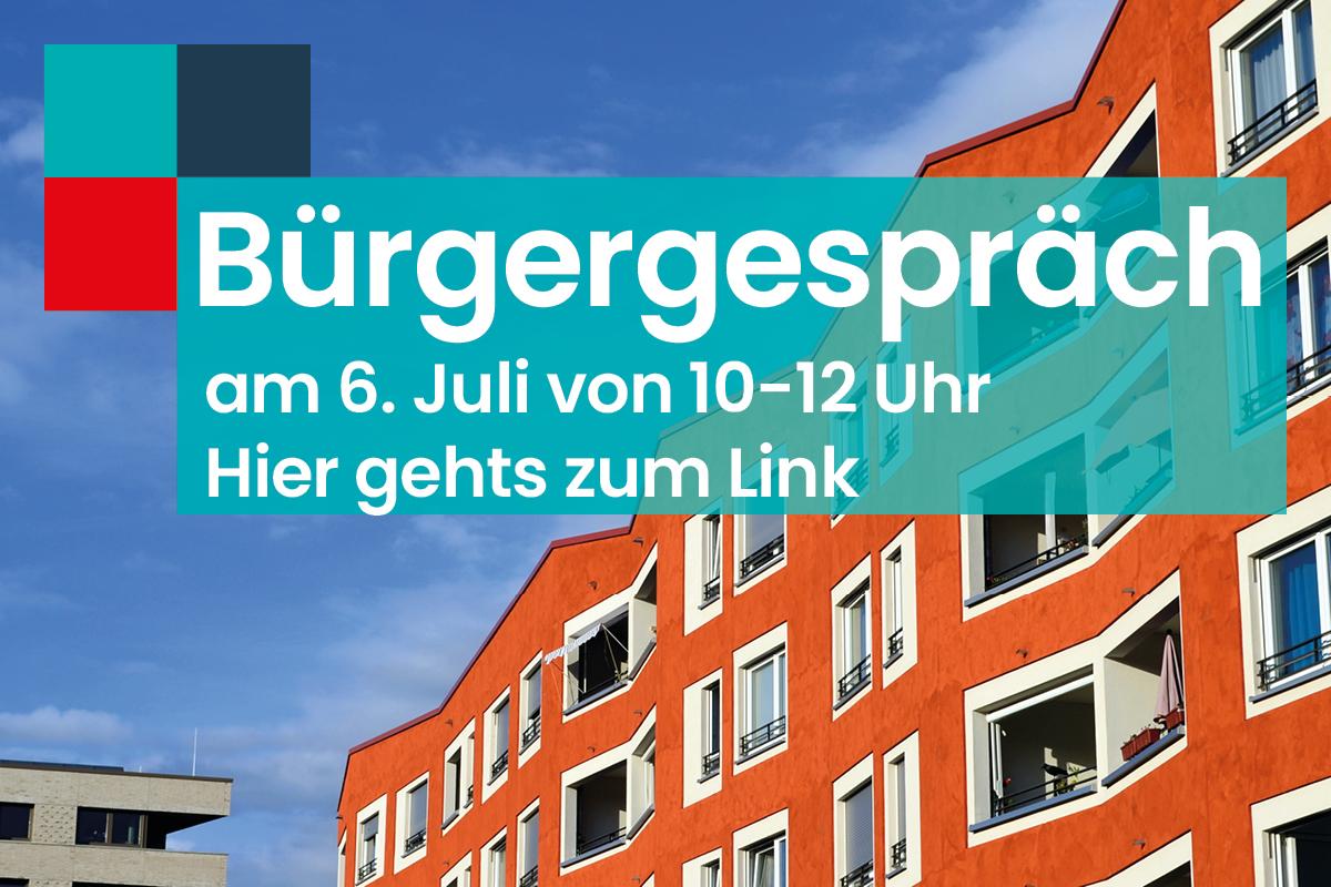 Read more about the article Bürgergespräch