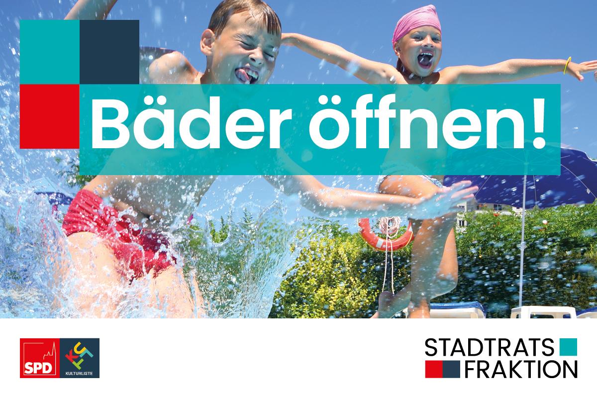 Read more about the article Bäder öffnen!