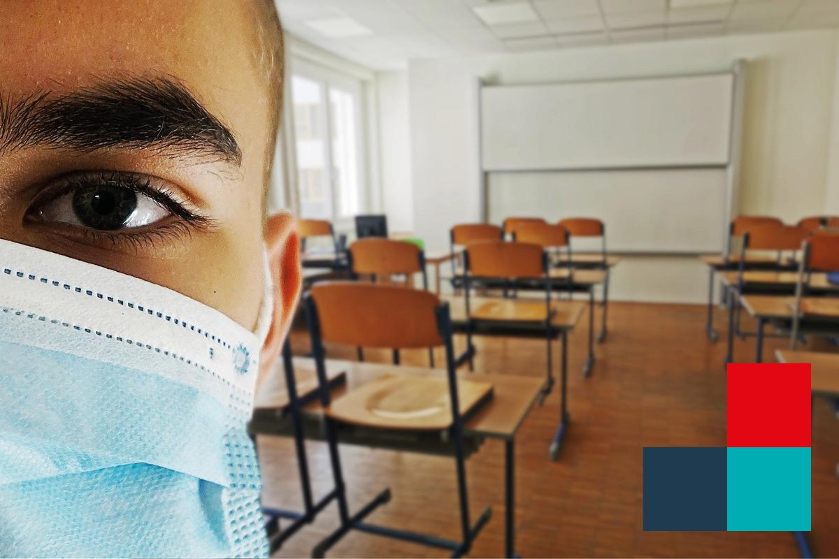 CO2-Melder für Klassenzimmer