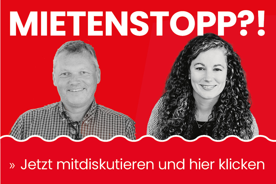 Read more about the article Mietenstopp?!