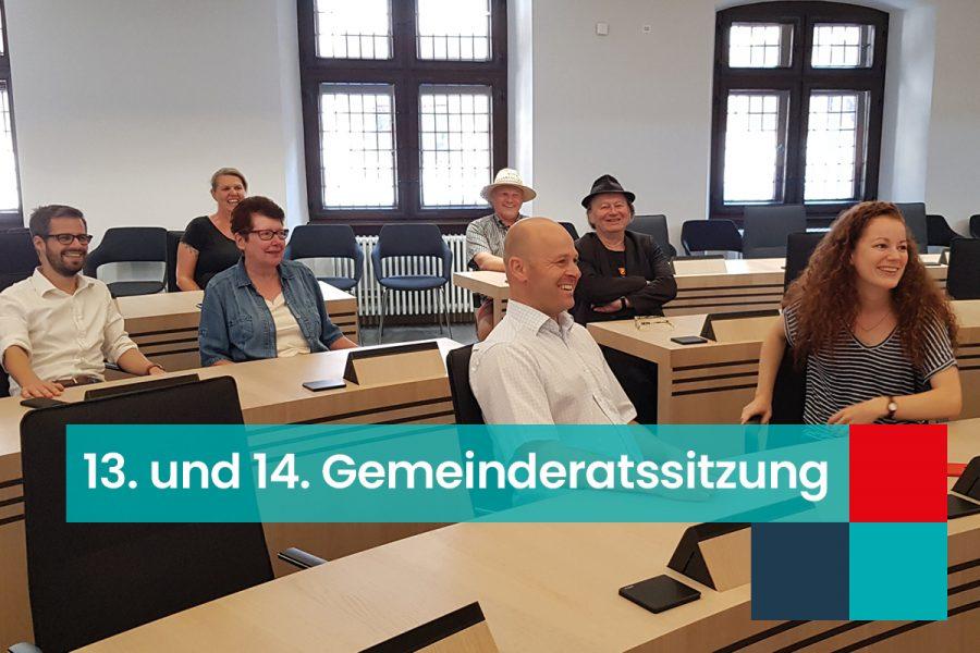 HP_13. und 14. Gemeinderatssitzung