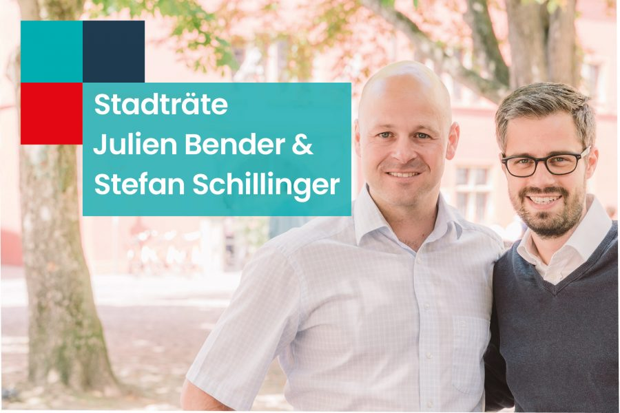 HP_Julien Bender und Stefan Schillinger