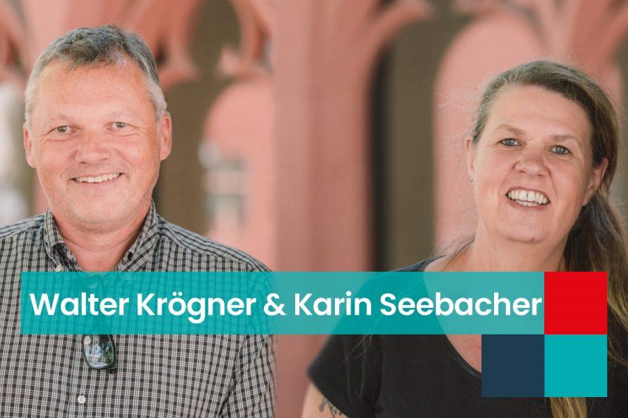 HP_Walter Krögner und Karin Seebacher